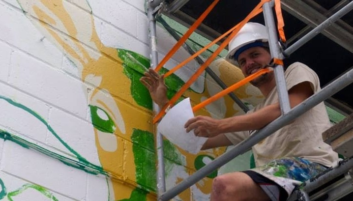 News - Mural Routes